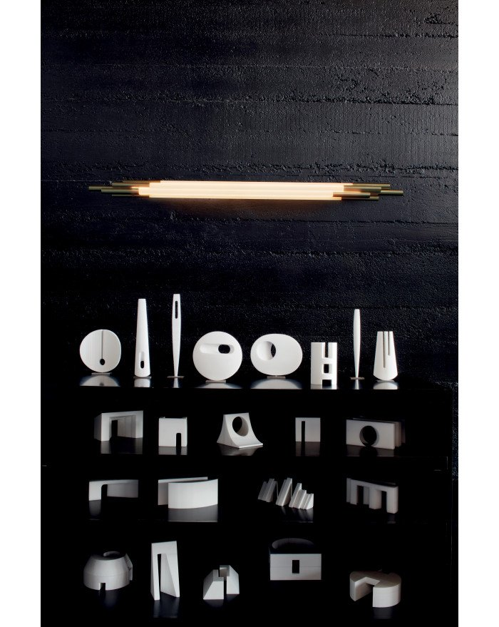 ORG W 1500 DCW éditions PARIS Wall lamp