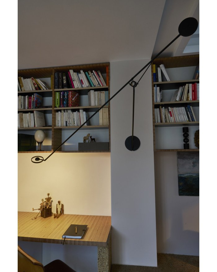 AARO DCW éditions PARIS Wall lamp