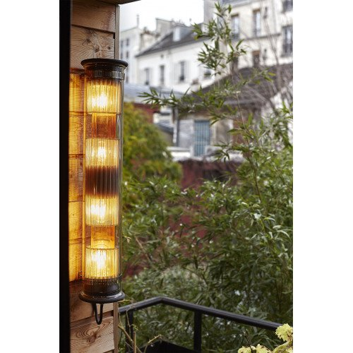 IN THE TUBE 120-700 DCW éditions PARIS Outdoor wall lamp