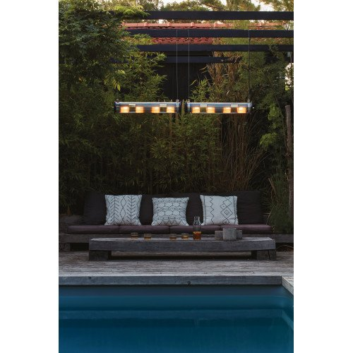 IN THE TUBE 120-700 DCW éditions PARIS  Outdoor horizontal suspension