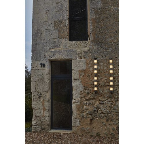 IN THE TUBE 120-1300 DCW éditions PARIS Wall lamp Outdoor
