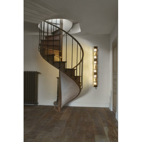 IN THE TUBE 120-1300 DCW éditions PARIS Diagonal wall lamp