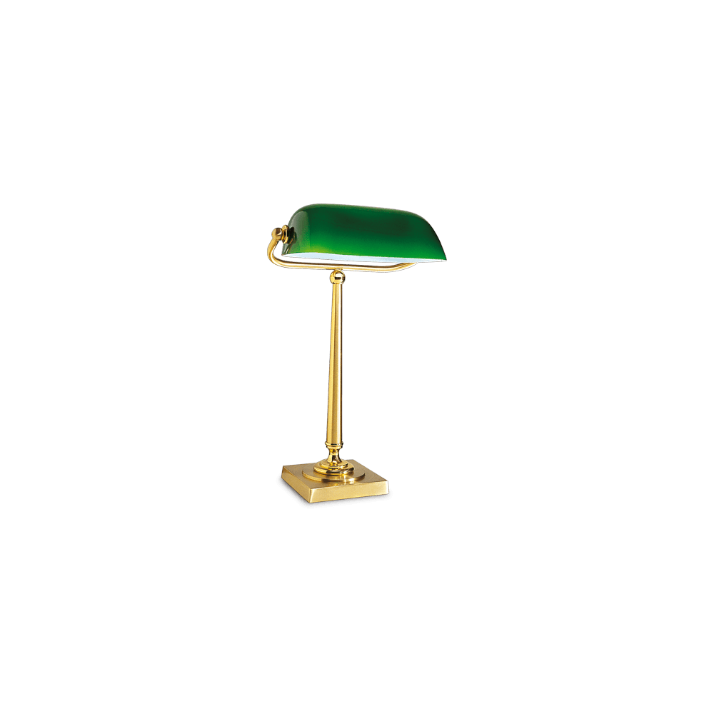 Lucien gau banker lamp style art d co table lamp for Art deco style lamp