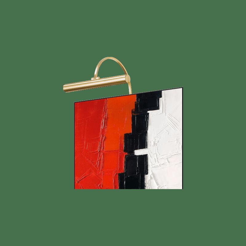"""Applique Orsay """"Eclairage pour Tableau"""" Lucien Gau 29122 Classique"""