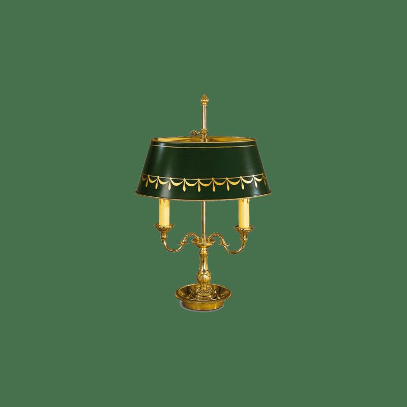Lucien Gau Lamp Bouillotte Louis XVI 16322