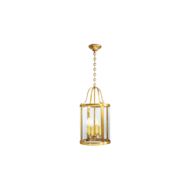 Lanterne Lucien Gau Style classique Modèle Moyen 4L 00104