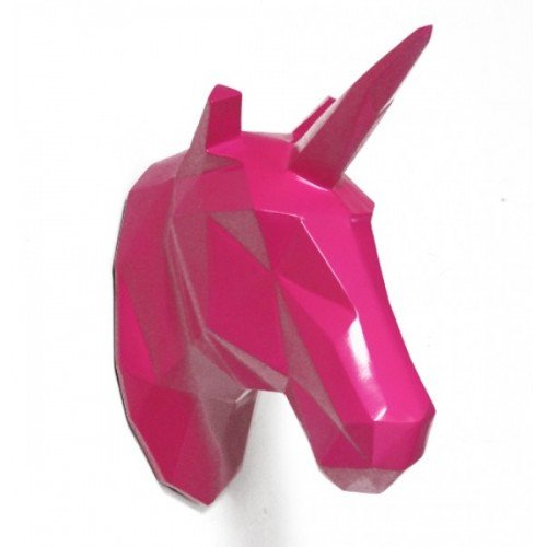Unicorn Kopf design Artypopart