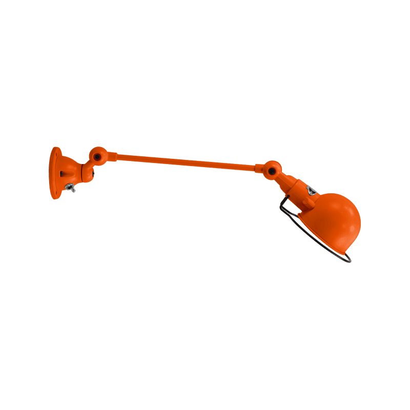 EN STOCK ! Jieldé Signal SI301 Applique Murale Orange RAL2004 BRILLANT