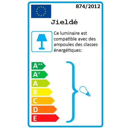 Jieldé Aicler Collection AID701 Applique Murale