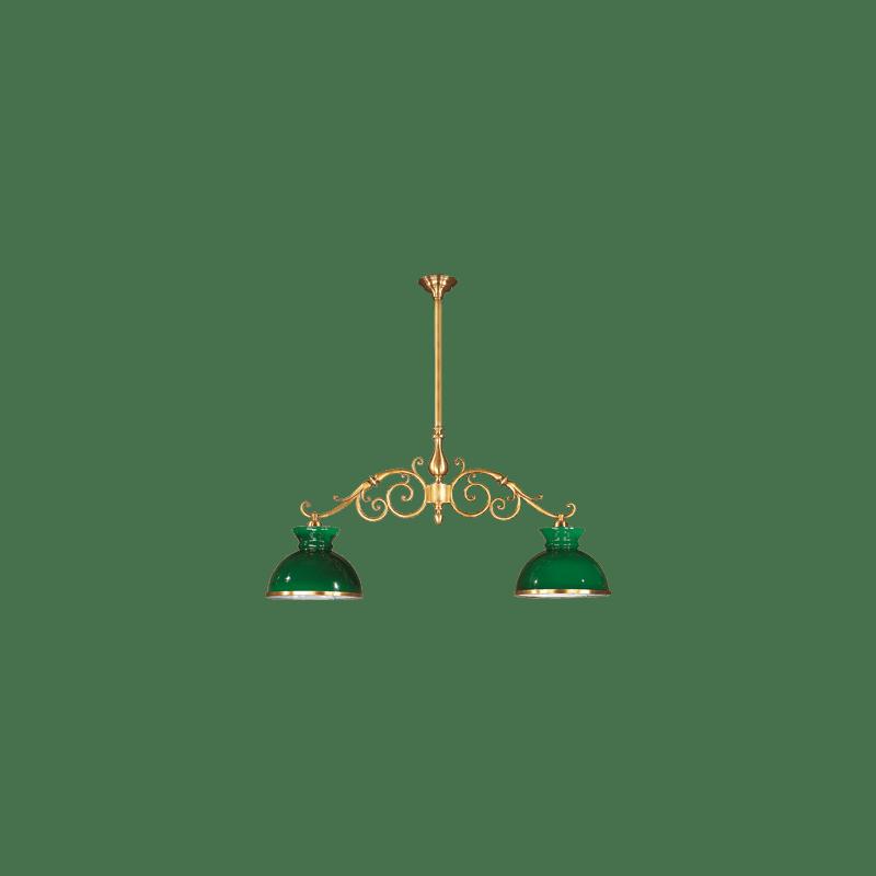 Lucien Gau Billiard Pendant Light 3082 Dutch style
