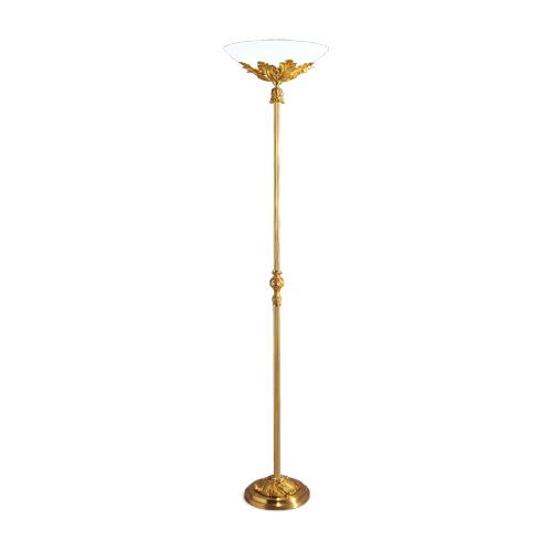 Lucien Gau Floor lamp in...