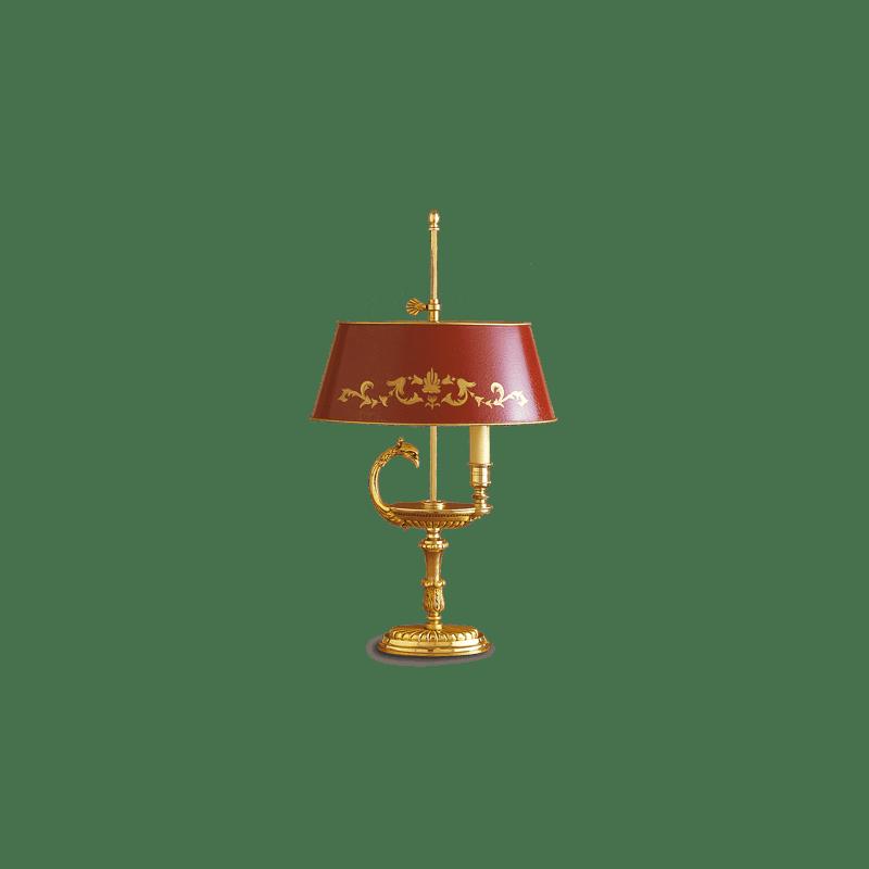 Lucien Gau Table lamp Bouillotte 16031 Directoire