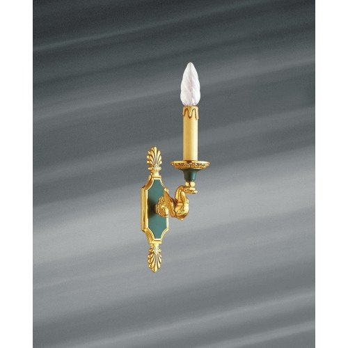Lucien Gau Wall lamp in solid bronze 15001 Empire