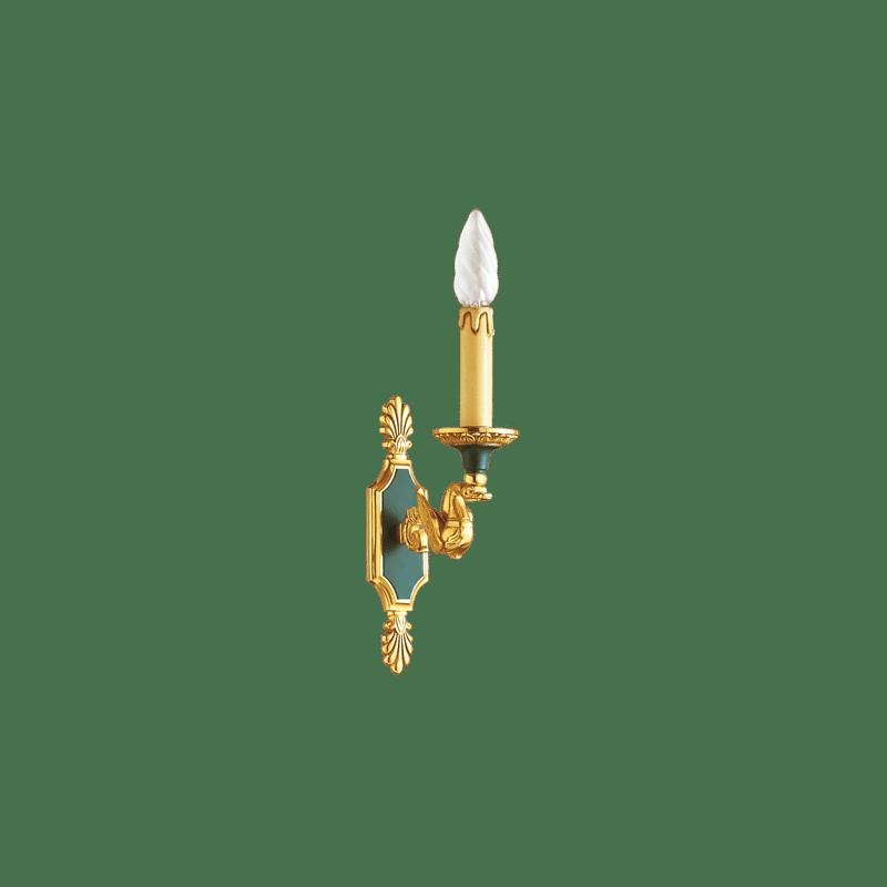 Lucien Gau Applique en bronze massif 15001 Empire