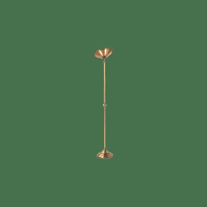 Lucien Gau bronze Floor Lamp 14361 Dutch style