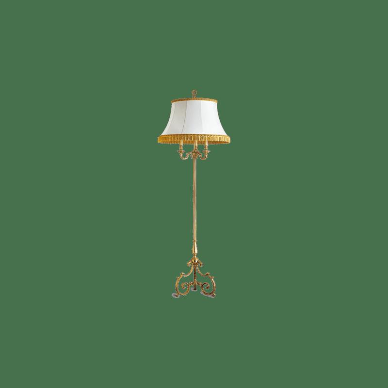 Lucien Gau Louis XIV Floor Lamp 15383