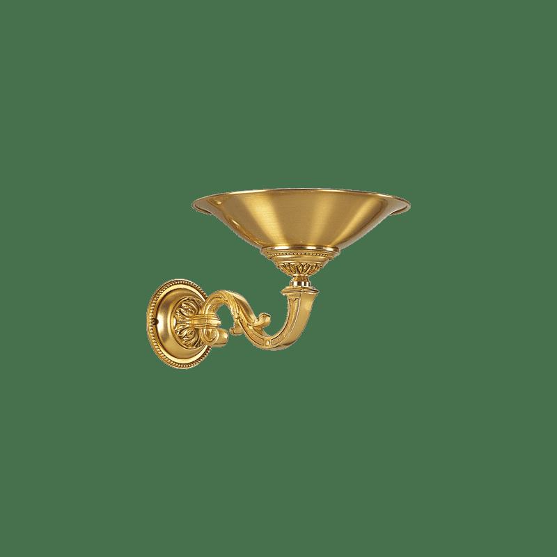 Lucien Gau Applique en bronze Louis XVI en forme de vasque 16411