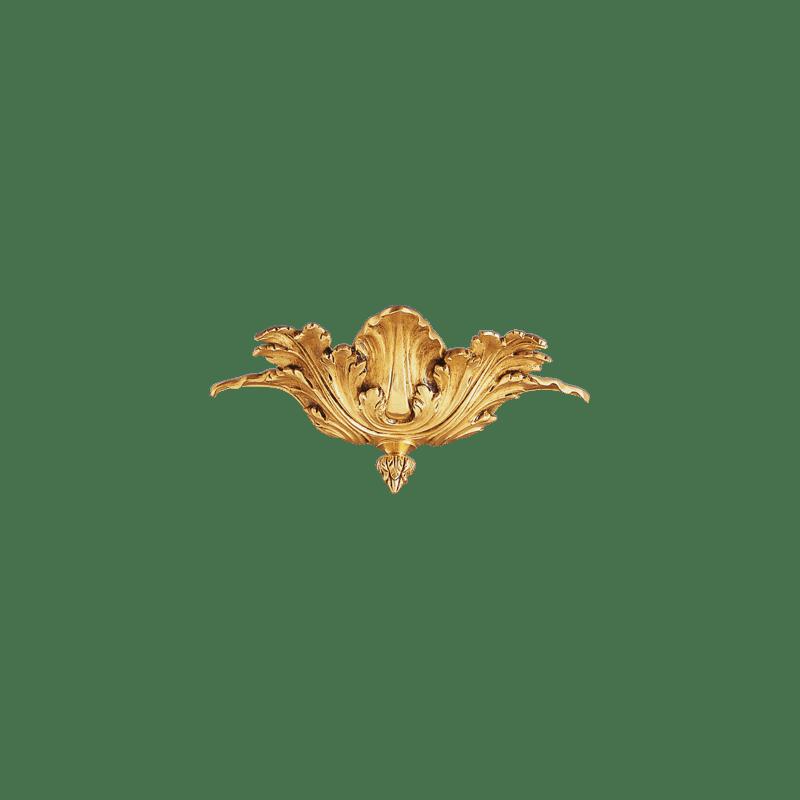 Lucien Gau Applique Art-nouveau Romantique à simple lumière 19601 bis