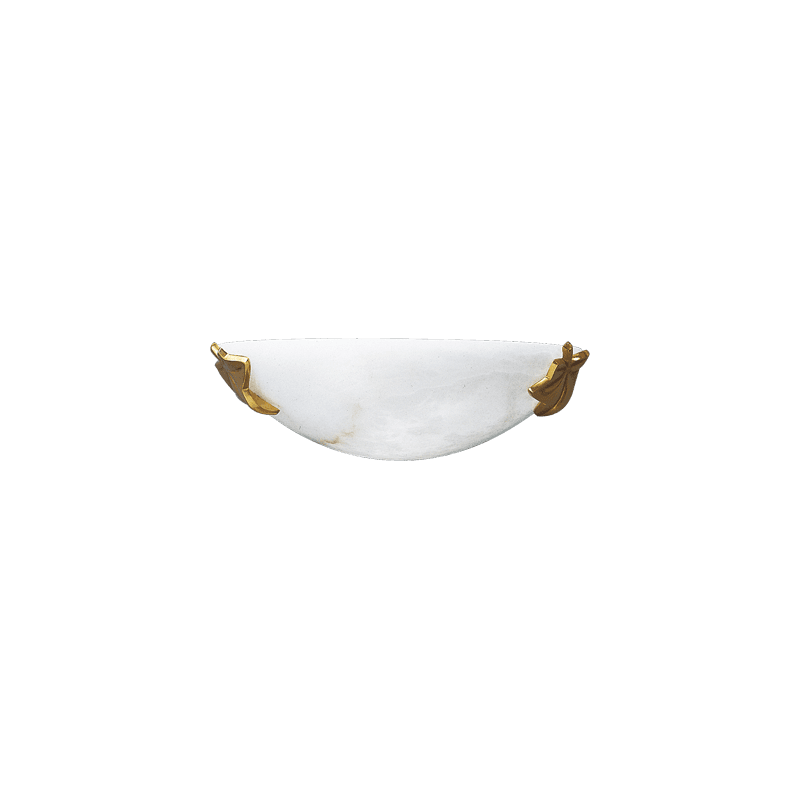 Lucien Gau Wall lamp and glass 30411 adam Classique