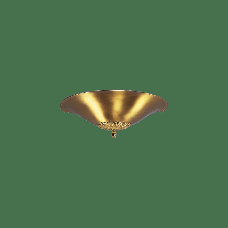 Lucien Gau Classique wall light matt gold shiny single light 20251