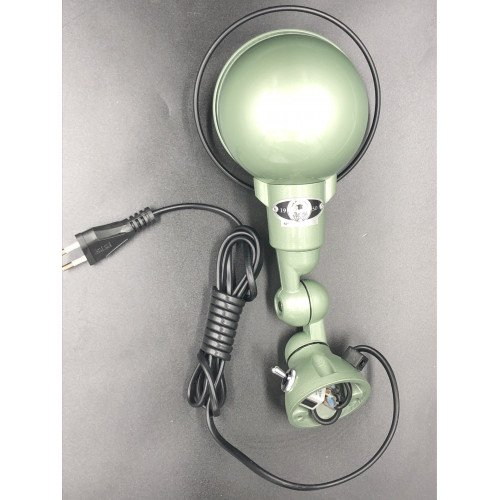 Jieldé Signal VESPA GREEN SHINY +SWITCH+CABLE / IN STOCK !