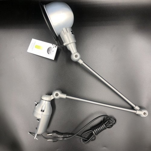Jieldé Signal SI332 Clamp lamp BRUSHED STEEL / IN STOCK !