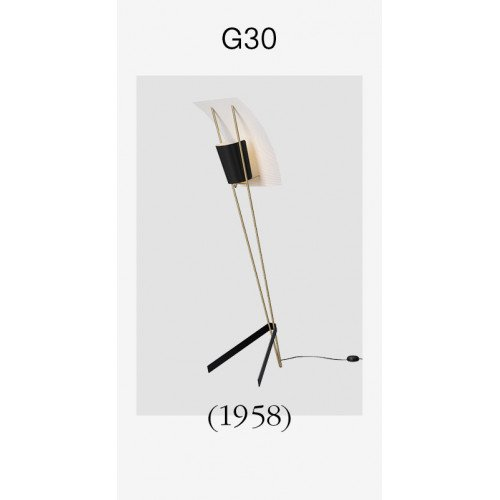 Sammode G30 Lampadaire Pierre Guariche