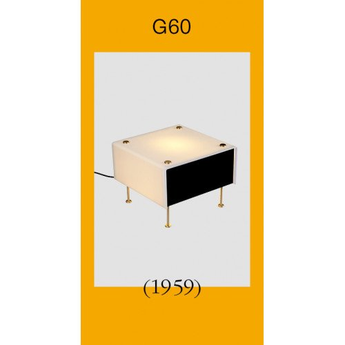 Sammode G60 (1959) Table lamp Pierre Guariche