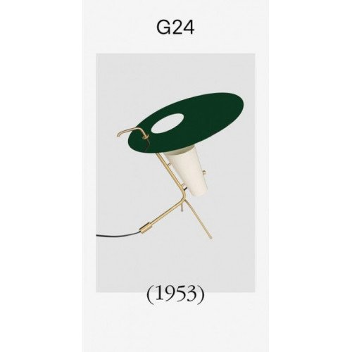 Sammode G24 (1953) Lampe de table Pierre Guariche