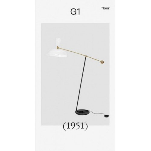 Sammode G1 Floor Lampadaire Pierre Guariche