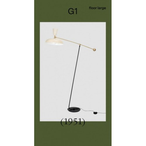 Sammode G1 Floor Large (1951) Lamppost Pierre Guariche
