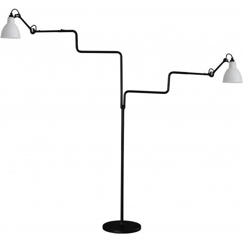 Lampe Gras n°411 Double DCW...