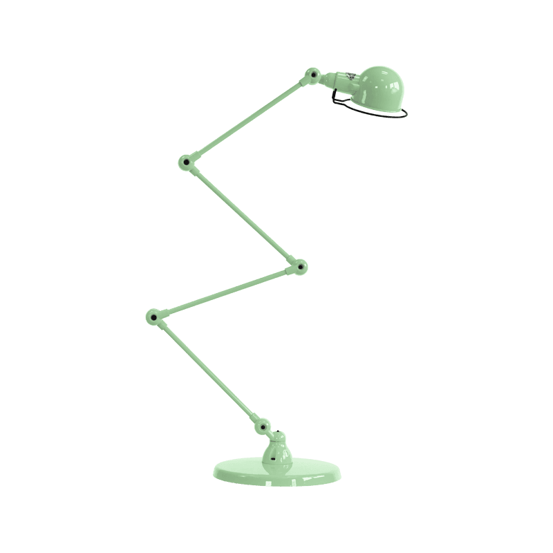 Jieldé Signal Si433 Zig-Zag Lampadaire