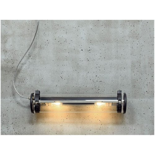 Sammode Rimbaud Coal wall, suspension or ceiling lamp