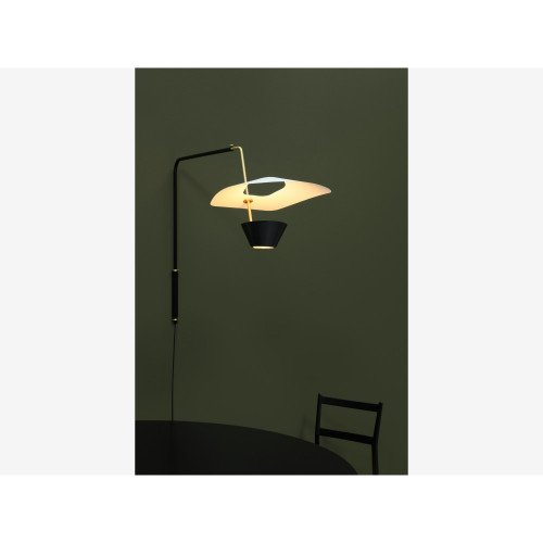 Sammode G25 (1951) Wall lamp Pierre Guariche